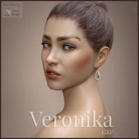 Veronika for Genesis 8 Female by MoyKot