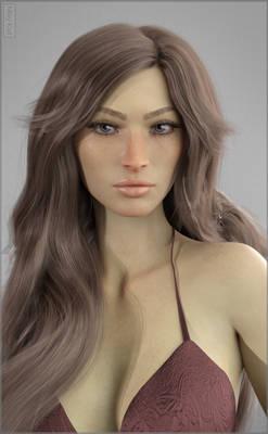 Natalia Portrait