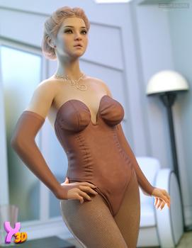 Pantera Bodysuit
