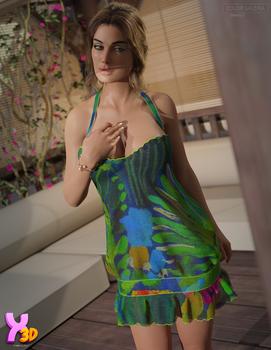 dforce Dahlia Dress