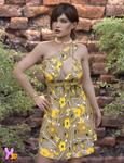 Cherish Candy Dress Outfit