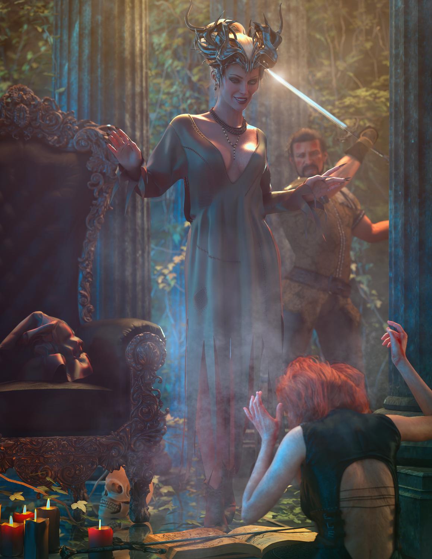 Sword and Sorcery Fantasy...