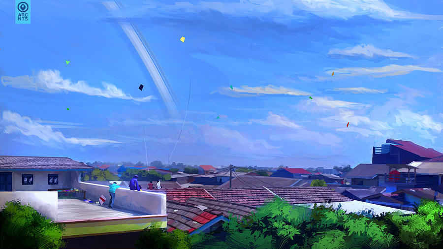 Roofground by ARCANATUS