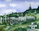 Alaska Graveyard