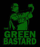 Green Bastard Stencil