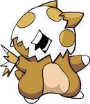 Fakemon: Cubone Pre-evo