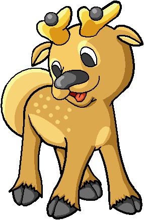 A New Deer Friend (Beast Tamer Class Training) Fakemon__stantler_pre_evo_by_lostbutterfly92
