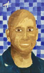 Teacher Painting by cptclarke2772