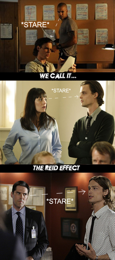 The Reid Effect by Vira-Fern
