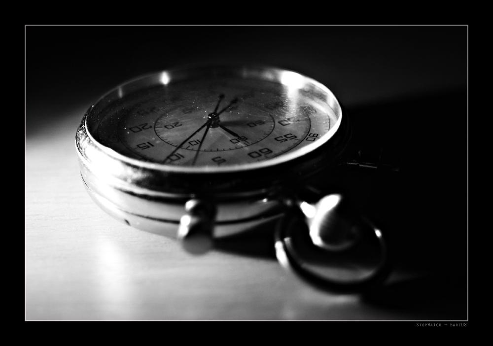 Stop watch by Garf18