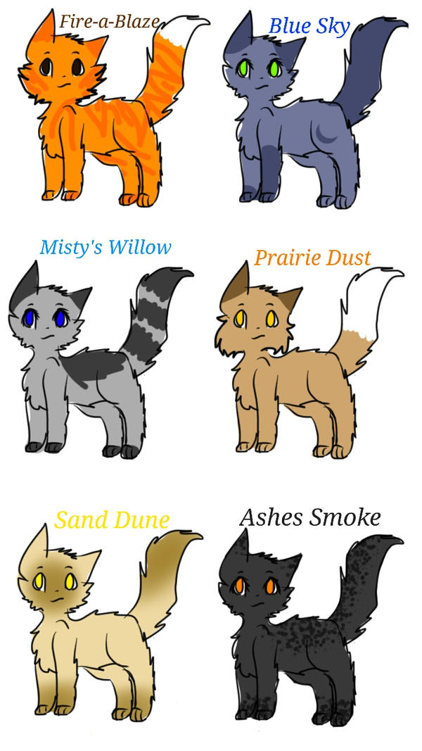 Adopts by FierceKitKat