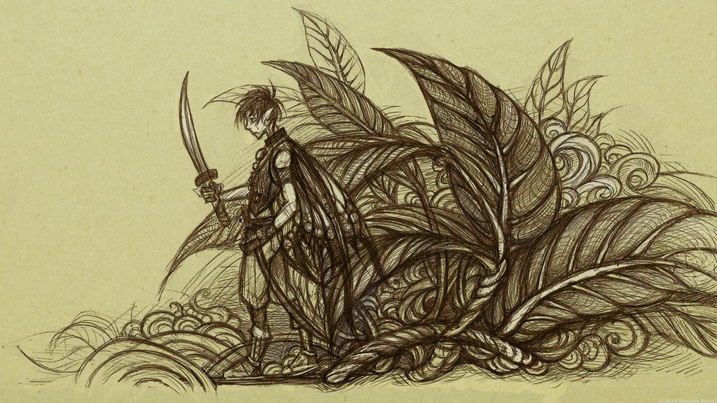 Fairy Boy by Evanira