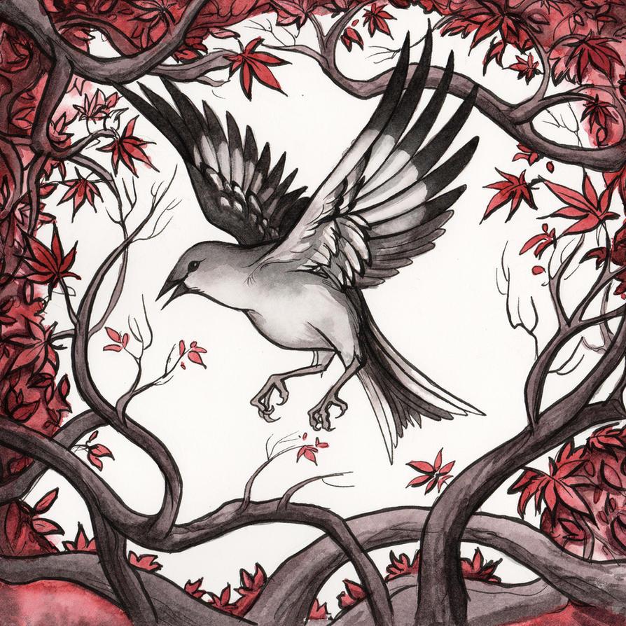 Mockingbird by Evanira