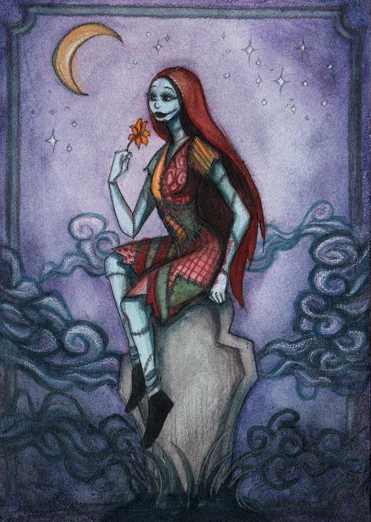 Sally the Ragdoll by Evanira