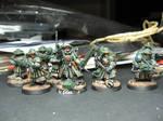Blue platoon Fourth squad
