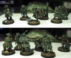 Assault team second half by Durnstaros