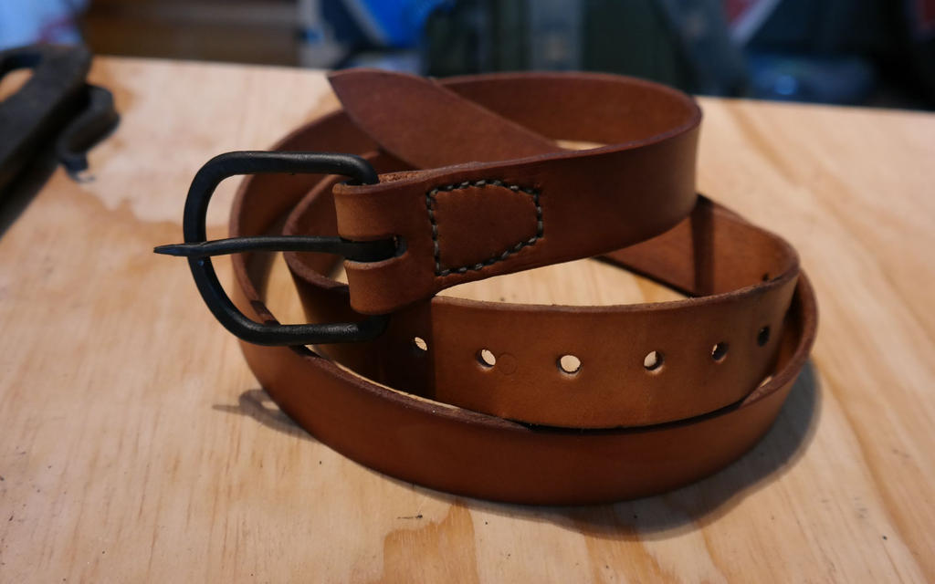 Simplistic belt by Durnstaros
