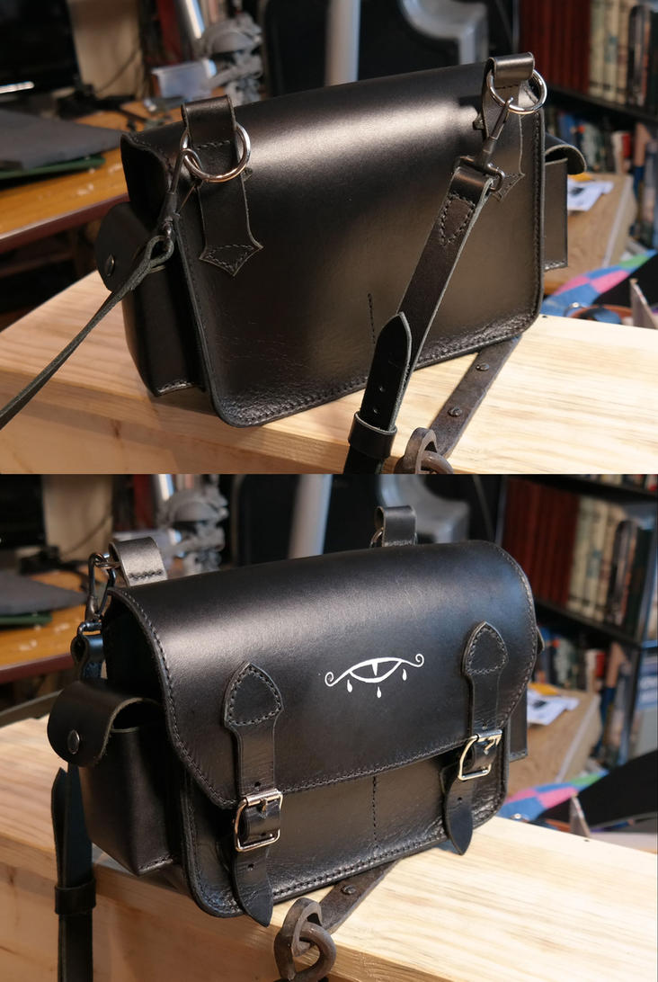 New camera bag by Durnstaros