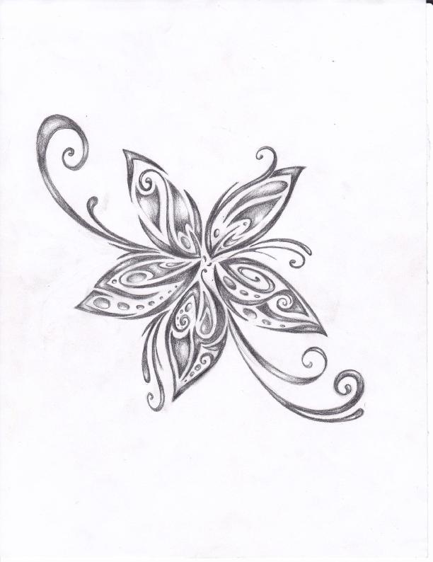 Tattoo flower by valerie deguise on deviantart tattoo flower by valerie deguise mightylinksfo
