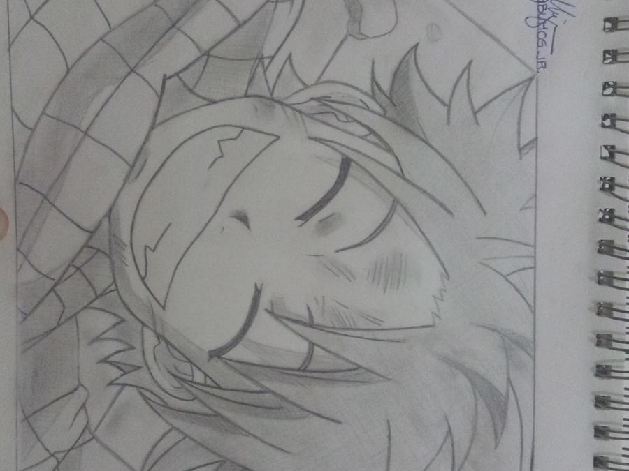 Team Natsu Drawing Fairy Tail Natsu Drawing