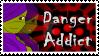 Mafia Rebell Danger stamp! by Kohai-NinjaArtist