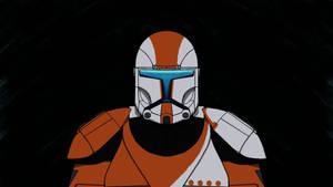 Clone Commando Boss