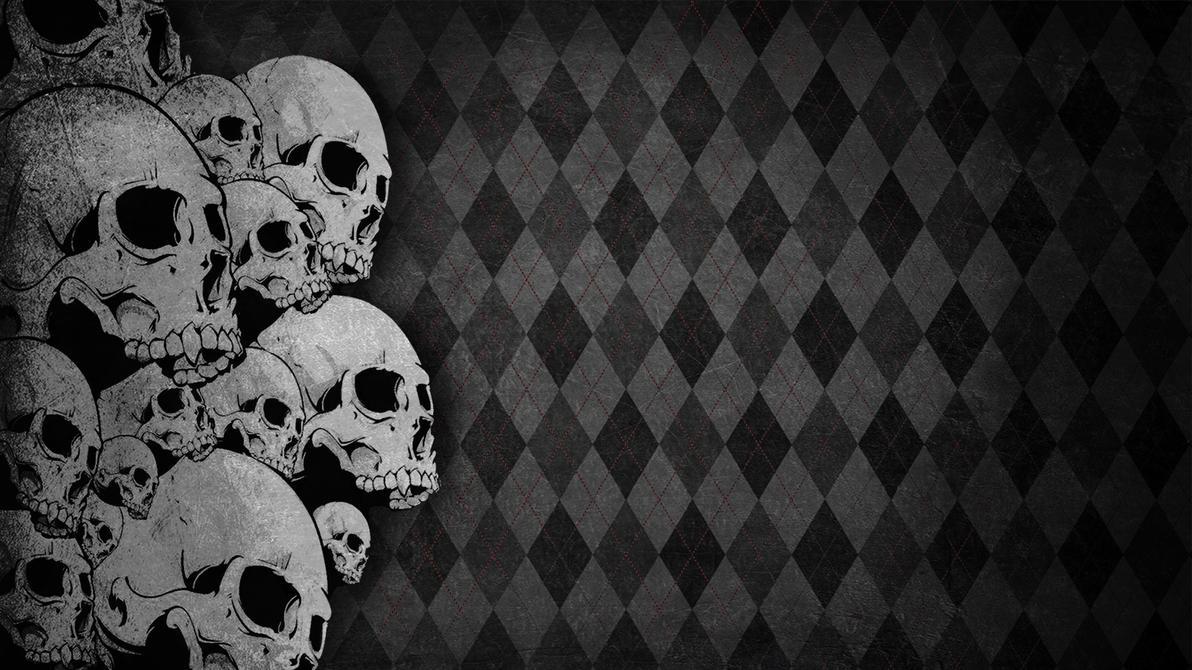 Classic Skullz by zevin