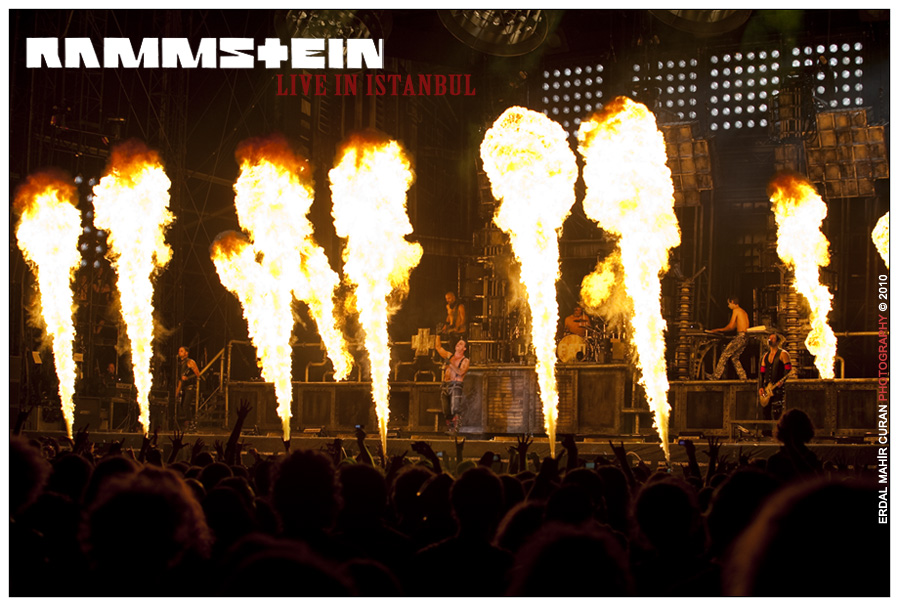 Rammstein Live In Istanbul Ii By Curan On Deviantart