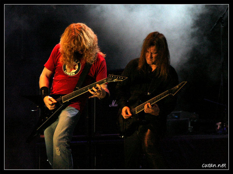 Megadeth by curan