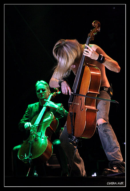 Apocalyptica by curan