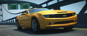Chevrolet Camaro by sdort-hatred