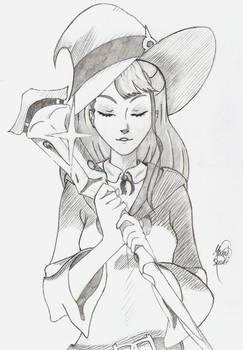 Akko - Little witch academia