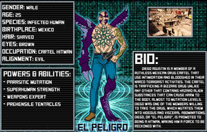 Cyber Cataclysm: El Peligro by genius-spirit on DeviantArt