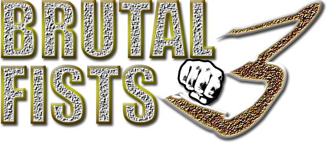 Brutal Fists 3 logo by sprite-genius