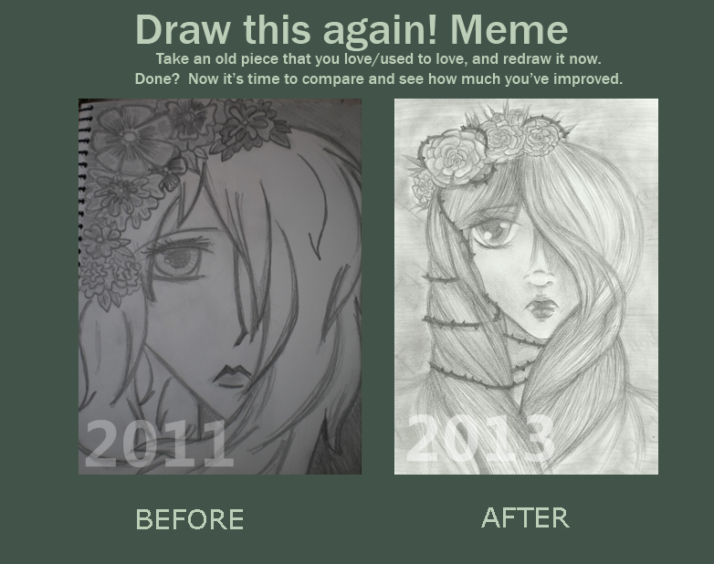 Before and after-challenge by Kardischian