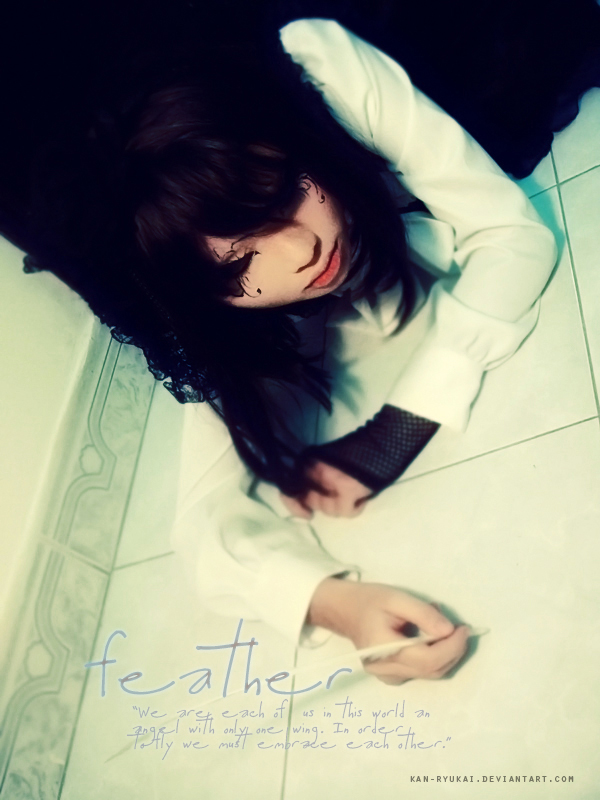 Feather I by Kan-Ryukai