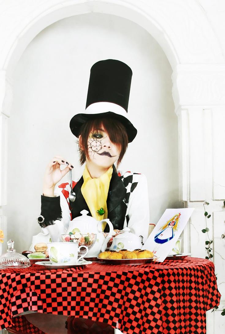 Tea Party of Mad Hatter III by Kan-Ryukai