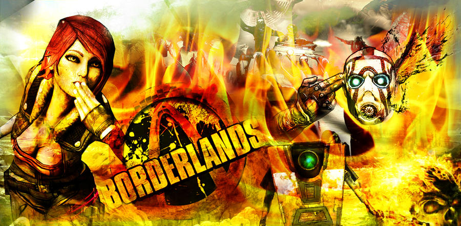 Lilith borderlands wallpaper by cl4ym4t1on on deviantart lilith borderlands wallpaper by cl4ym4t1on voltagebd Image collections