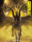 Godzilla King Of The Monsters: King Ghidorah