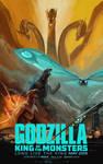 Godzilla King Of The Monsters: Legendary kaijus