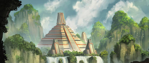 The Great Pyramid Jungle