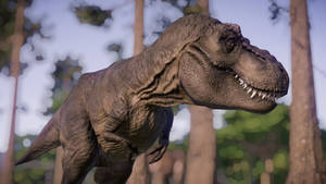 Jurassic World evolution Mod Of Rexy (1993)