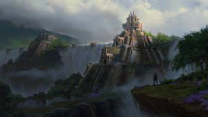 Lost Waterfalls