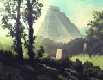 Temple Mayan