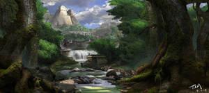 Mayan Jungleforest