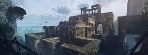 Ruins in the Jungle 2