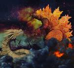 SHMA Ultime Burning Godzilla