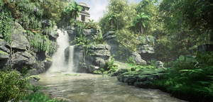 Jungle Ruins Mayan 3