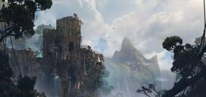 Ruins in the Jungle 1