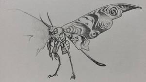 Mothra 1998 Version
